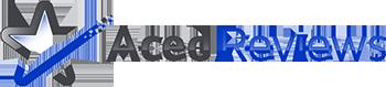 Aced Reviews Logo